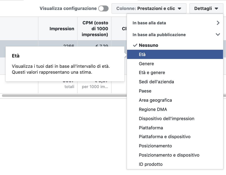 Campagna Facebook ottimizzazione orari, Giacomo Casolo